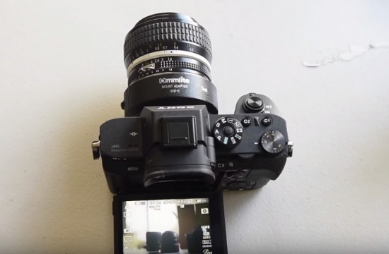 Commlite-Nikon-F-to-Sony-E-adapter-with-autofocus-and-stabilization-support
