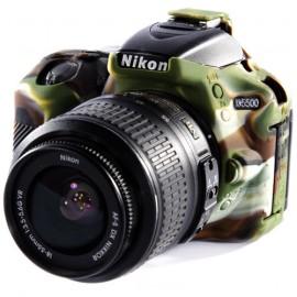 EasyCover silicon cover for Nikon D5500