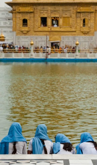 GoldenTemple-Amritsar-India