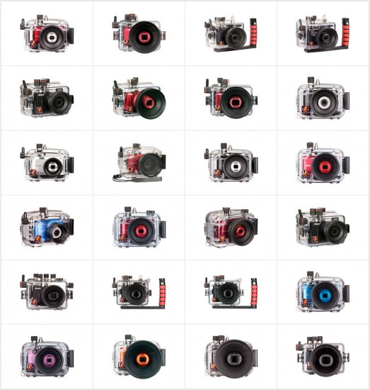 Ikelite-underwater-housings-for-Nikon-Coolpix-cameras