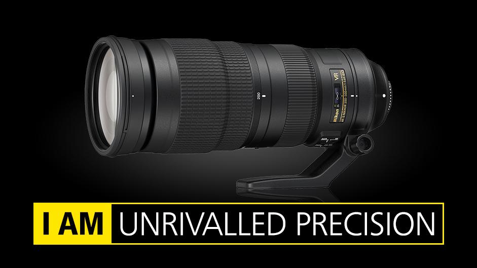 Nikon AF-S NIKKOR 200-500 mm 1:5,6E ED VR | 529x941
