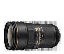 Nikkor 24-70mm f:2.8E ED VR lens