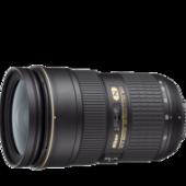 Nikkor 24-70mm f:2.8G ED lens