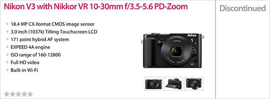 Nikon-1-V3-camera-listed-as-discontinued