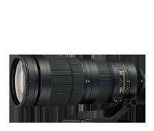Nikon 200-500mm f:5.6E ED VR