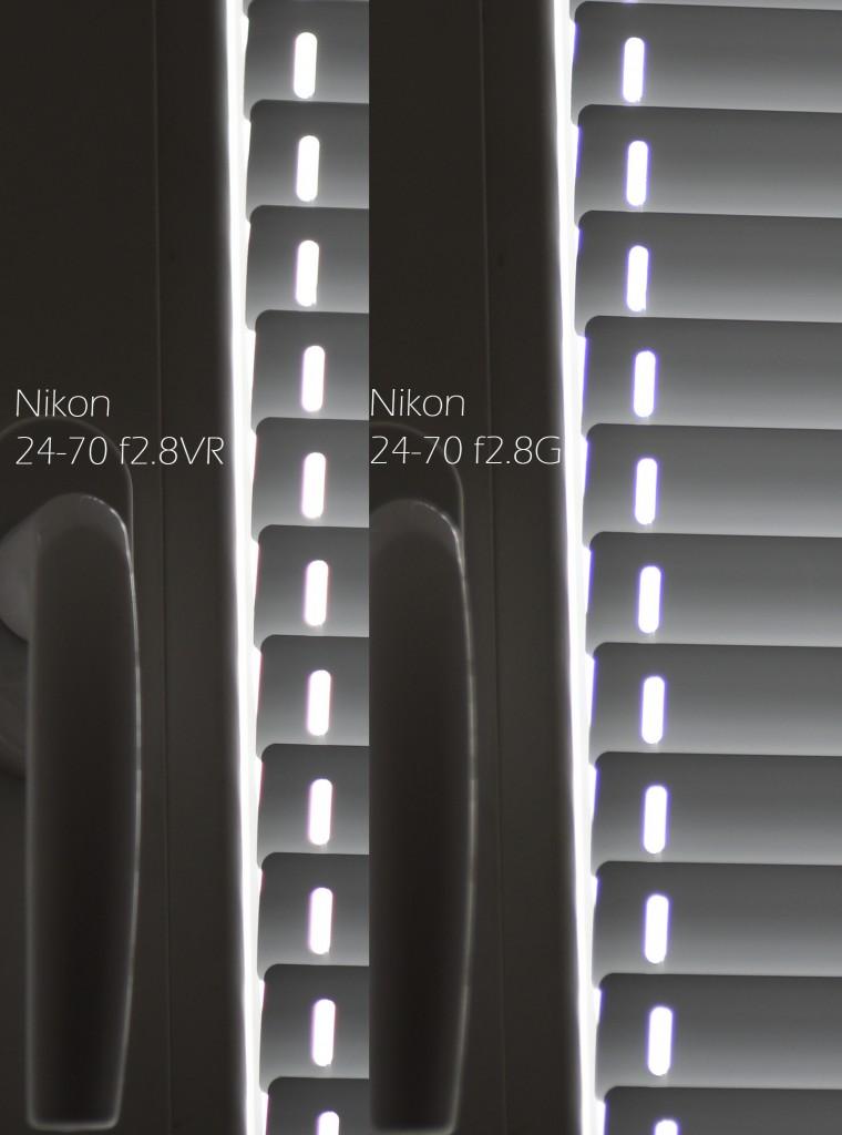 Nikon 24-120mm f:4 vs. 24-70mm f:2.8E lens