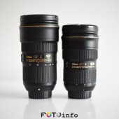 Nikon 24-120mm f:4G ED VR vs. 24-70mm f:2.8E ED VR lens
