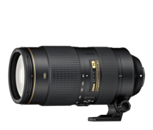Nikon 80-400mm f:4.5-5.6G ED VR