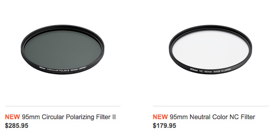 Nikon-95mm-circular-polarizing-and-neutral-color-NC-filters