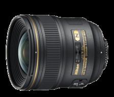 Nikon AF-S NIKKOR 24mm f:1.4G ED lens