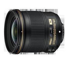 Nikon AF-S NIKKOR 24mm f:1.8G ED lens