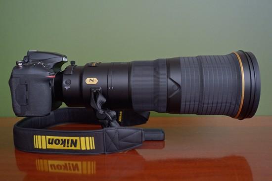 Nikon AF-S Nikkor 500mm f:4E FL ED VR lens review