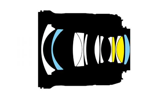 Nikon Nikkor 24mm f:1.8G ED lens design