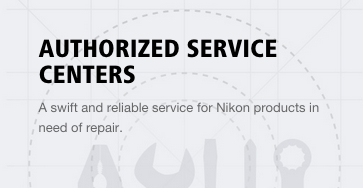 Nikon-authorized-service-centers