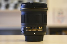 Nikon 24mm f:1.8G ED lens 1