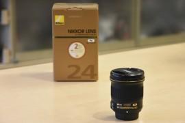 Nikon 24mm f:1.8G ED lens 2