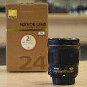 Nikon 24mm f:1.8G ED lens 4