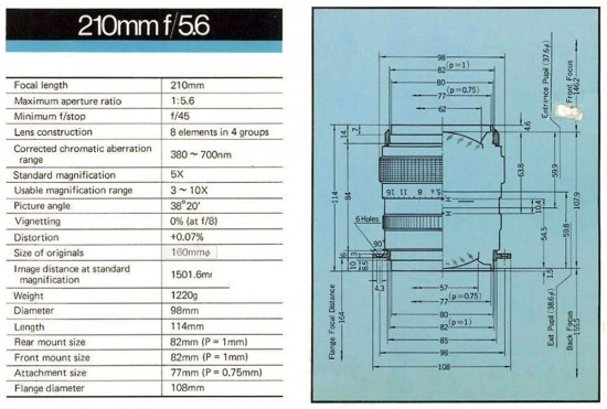Nikon-APO-EL-Nikkor-210mm-f5.6-macro-lens