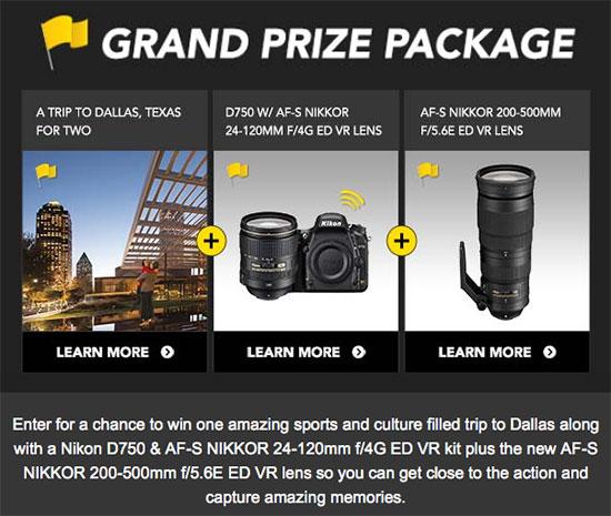 Nikon-giveaway