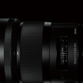 Sigma 35mm f:1.4 DG HSM ART lens