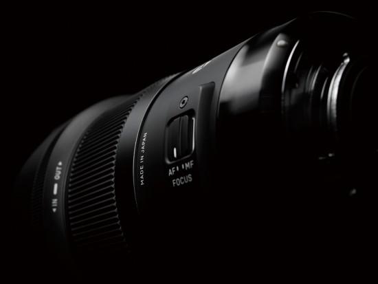 Sigma 35mm f:1.4 DG HSM ART lens 3