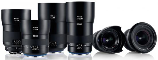 Zeiss-Milvus-full-frame-lenses-for-DSLR-cameras