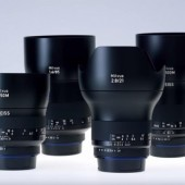 Zeiss Milvus lenses for Nikon DSLR cameras