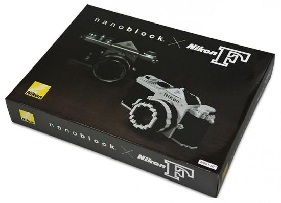 Build-your-own-Nikon-F-camera-model-kit