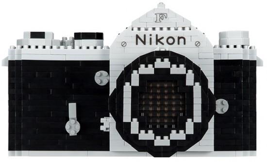 Build-your-own-Nikon-F-camera-model-kit-6