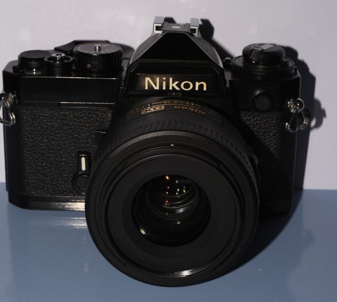 DIY solution for using Nikkor G lenses on Nikon film SLR ...