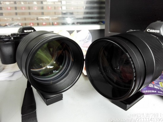 Mitakon 135mm f:1.4 lens for Nikon F mount 2