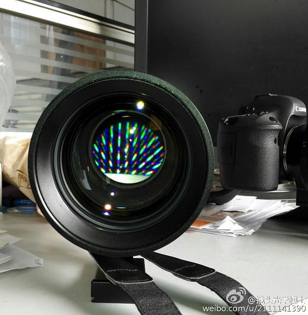 Mitakon Speedmaster 135mm f:1.4 lens for Nikon F mount 2