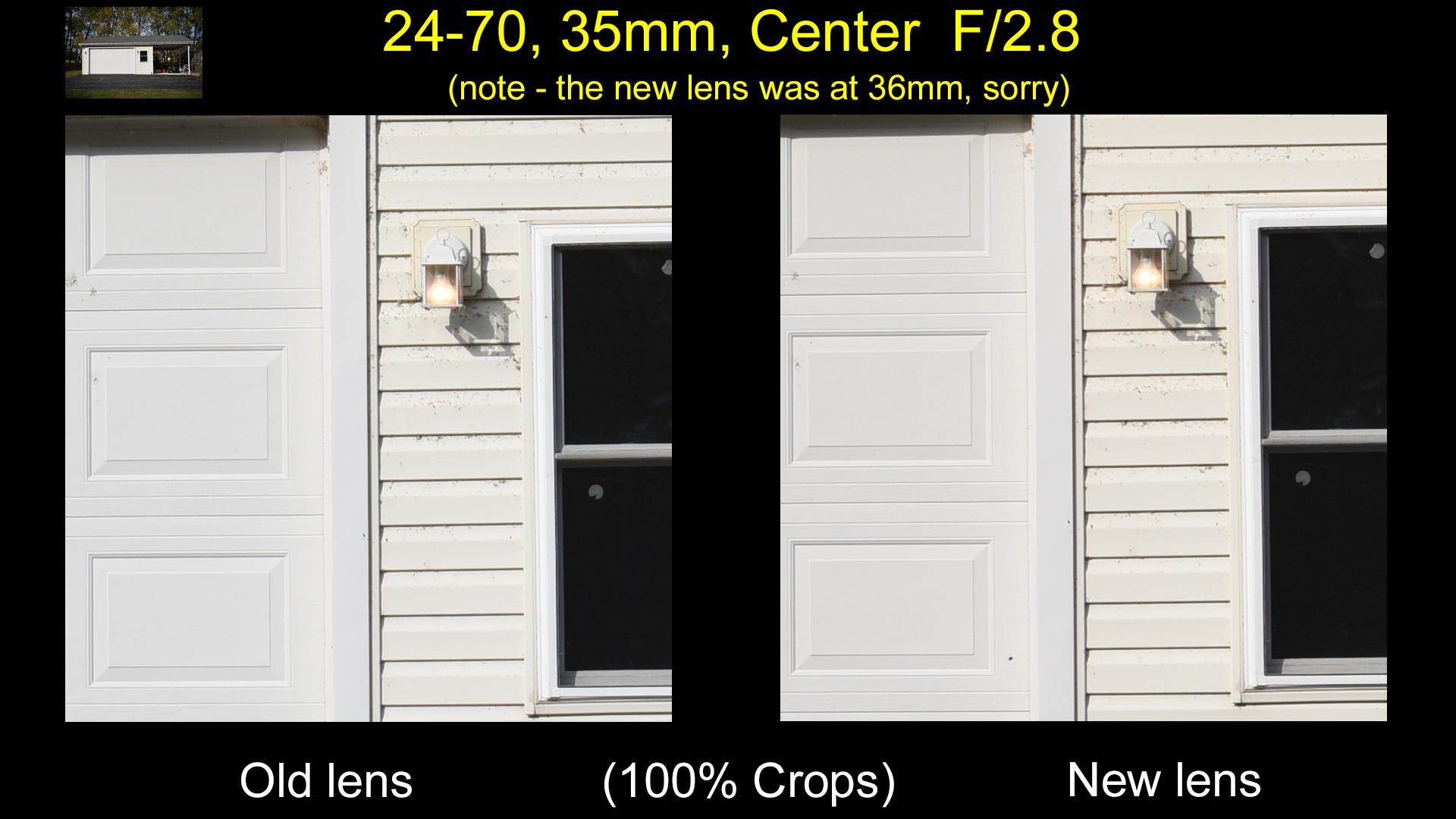 Nikon AF-S Nikkor 24-70mm f/2 8E ED VR lens review - Nikon