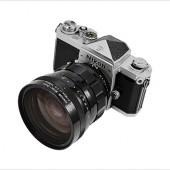 Nikon Auto Nikkor Wide-Zoom 3.5–8.5cm f:2.8–4 tele position
