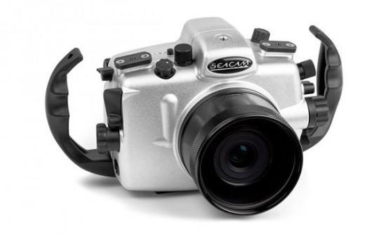 Seacam underwater housings for Nikon D750
