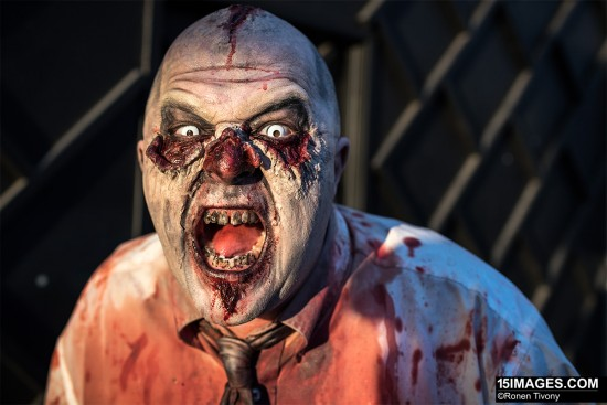 Shooting zombies with the Nikon D750 4
