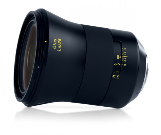 Zeiss Otus 28mm f:1.4 lens for Nikon