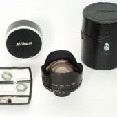 Nikkor 13mm f:5.6 AIS lens