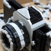 Nikon F model nanoblock kit 4