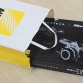 Nikon F model nanoblock kit 8