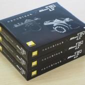 Nikon F model nanoblock kit 9