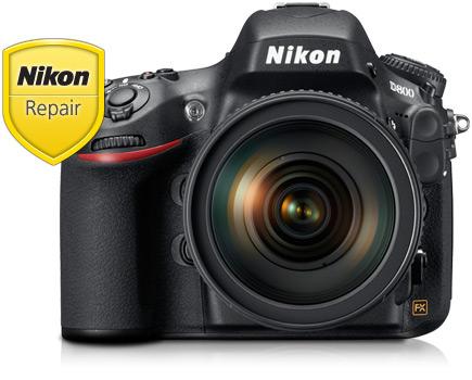 Nikon-Repair-service