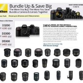 Nikon combo rebates