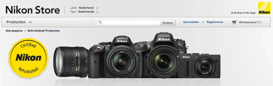 Nikon-refurbished-deals-in-Europe