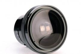 rare Nikkor 10mm f:5.6 Fisheye OP Nippon Kogaku 180 degrees Nikon F fisheye lens front