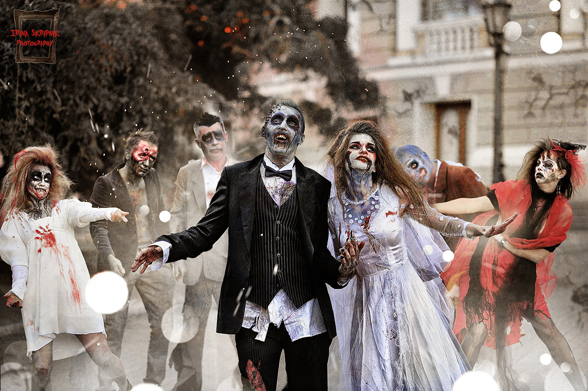 Zombie Wedding Project Nikon Rumors