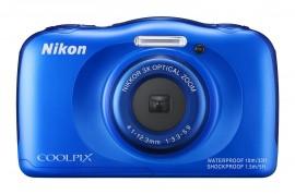 Nikon Coolpix S33 camera