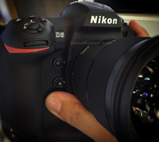 Lộ ảnh và thông số thực tế Nikon D5: ISO chuẩn 102.400, lấy nét 153 điểm(Upate: thêm ảnh thực tế) - 104189