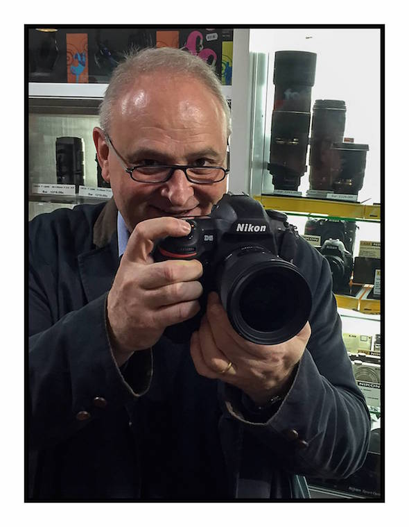 Nikon D5 DSLR camera rumors