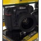 Nikon D5 camera leak